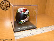 DANILO PETRUCCI MOTO-GP ARAI 2015 HELMET 1/5 CASCO CASQUE X-802R MINT