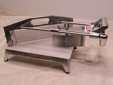 NEW LEECO Commercial Tomato Vegetable Slicer 1/4-Inch New FREE SHIP WHOLESALE
