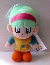 DRAGON BALL Z SON GOKU BULMA PLUSH DOLL PELUCHE MANGA 28 CM NEW