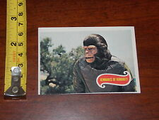 RARE OLD CARD PLANET OF APES REMNANTS OF HUMANITY #8