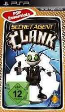 PLAYSTATION SONY PSP SECRET AGENT CLANK * TEDESCO NUOVO