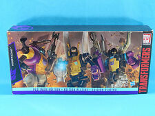 Transformers Generations Platinum Edition Insecticons Set 2014