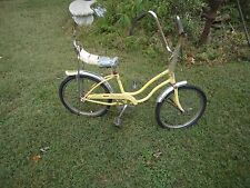 schwinn  stingray banana seat muscle bike Bicycle rare sting ray 1960s 1973 70s