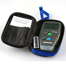PRO 4 Pin Digital Damp Moisture Meter Detector Tester Plaster Wood Timber Sensor