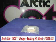 Arctic Cat Drive Clutch Cover Bushing Kit # 0136-222 Vintage 1973