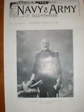 Photo Vice-Admiral Sir G C F Knowles 1899
