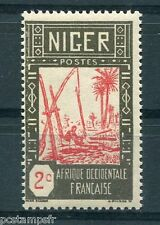 NIGER - 1926 - timbre n° 30, Puits, neuf**