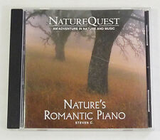 Nature's Romantic Piano by NorthSound (CD, Mar-2003, Northsound Gift)