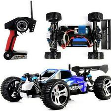 4WD 2.4G High Speed Radio Remote control RC RTR Buggy Car Road 50km/h 1/18 XG