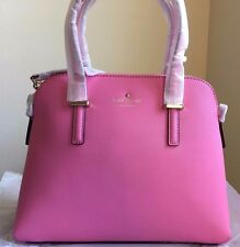 NWT Authentic Kate Spade Cedar Street Maise Handbag Purse in Rouge Pink $298