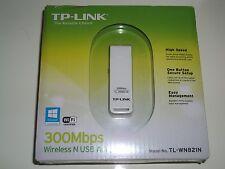 ADATTATORE DI RETE USB WIRELESS WIFI 300Mbps CHIAVETTA TP-LINK TL-WN821N PENNINO