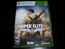 Replacement Case (NO GAME) SUPER ELITE III AFRIKA XBOX 360