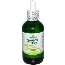 Wisdom Natural, SweetLeaf, Stevia Clear Liquid Stevia, 4 fl oz (120 ml)