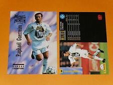 R. GUERREIRO AJ AUXERRE AJA ABBE-DESCHAMPS FOOTBALL CARD PREMIUM PANINI 1995
