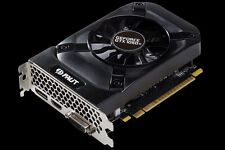 Palit GeForce GTX 1050 Ti StormX 4GB GDDR5 Graphics Card, 768 Core, 1290MHz GPU,
