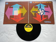 "LP THE MODERN JAZZ QUARTET ""On tour"" SOLID STATE RECORDS SS-18035 USA §"
