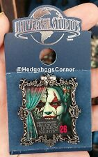 Universal Studios HHN26 Halloween Horror Nights Trading Pin Chance Logo