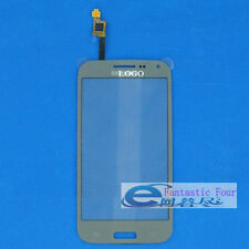 For SAMSUNG Galaxy Beam 2 G3858 SILVER Digitizer Touch Screen Replace Part Case