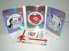 Hugh Grant  Love Actually, About a Boy & Notting Hill DVD Valentines Box Set