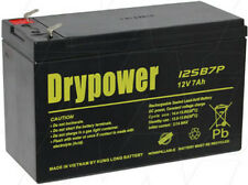 12SB7P-F1 12V 7Ah SLA Battery Rp P7-12 PS1270S DM12-6.5 DM12-7 FG20721 LP12-7.0