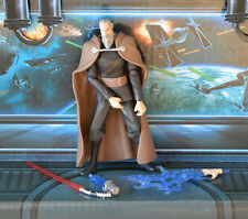 Star wars animated clones wars figurine comte dooku sith