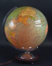 beleuchtbarer Globus - Columbus Erdglobus - zierliche Ausführung