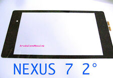 Kit VETRO+TOUCH SCREEN per ASUS GOOGLE NEXUS 7 2° GENERAZIONE Vetrino Display 7""