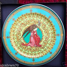 "ROSENTHAL VERSACE L'ange Gabriel limited edition 1995 plate Ø 12"" with box"