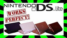 Nintendo DS Lite✓ RED✓ BLUE✓ PINK✓ WITH CHARGER