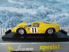 1/43 Brumm (Italy)  Ferrari 330 P4 1967 #S015