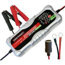 KRAFTPAKET KFZ 12V/24V-10A 136302 KFZ Auto Batterie Akku Ladegerät DINO