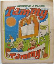 Tammy Comic 25 Aug 1979 Bella Proud as Punch Honeysuckle Cottage Bessie Bunter