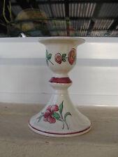 BOUGEOIR pour une bougie VILLEROY & BOCH COLMAR 11,5 cm de haut
