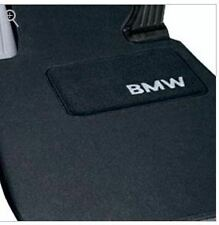 BMW 328Xi 335Xi E90 3 Series Sedan Black Carpet Floor Mat Set 2007-2011 OEM