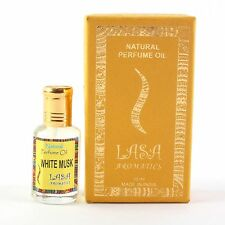 Lasa Aromatic White Musk Fragrance Perfume oil 100% Pure and Natural - 10ml