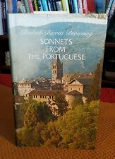 Sonnets from the Portugese & Treasured Poems Elizabeth B. Browning 1967 Hallmark