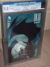 Batman Dark Knight III Master Race #1 Neal Adams DCBS Variant CGC 9.8 Miller Hot