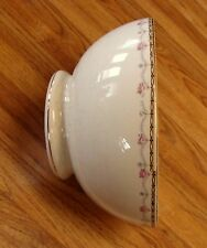 Edwin M. Knowles Vitreous China Bowl