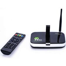 CS918S Quad-Core 16GB 2GB HD Cam 5MP Mini PC Android TV Box BT Bluetooth LAN AV