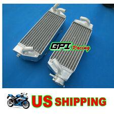 FOR KTM 250/300/380 SX/EXC/MXC 98-03 99 2000 20001 2002 Aluminum radiator