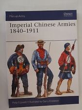 Osprey Book: Imperial Chinese Armies 1840–1911 - Men at Arms 505