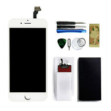 White LCD Display+Touch Screen Digitizer Assembly Replacement for iPhone 6