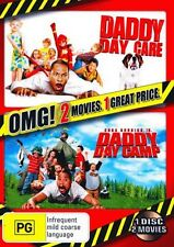 Daddy Day Care / Daddy Day Camp = NEW DVD R4