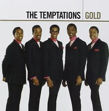The Temptations GOLD Best Of 36 Essential Songs REMASTERED New Sealed 2 CD