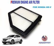 PREMIUM QUALITY ENGINE AIR FILTER For HONDA HR-V HRV REPLACEMENT 17220-51B-H00
