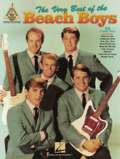 Beach Boys The Very Best Of Guitar Recorded Versions Tab Book NEW!