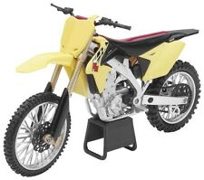 NEW FACTORY SUZUKI RMZ450 TOY REPLICA DIRT BIKE MOTORCYCLE TOYS BOYS KIDS 1:12