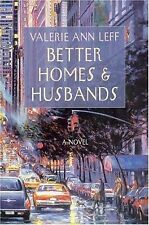 Better Homes and Husbands, Leff, Valerie Ann