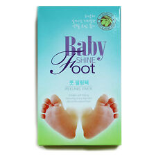 VOV Beauty Baby Shine Foot Exfoliation Peeling Mask 1 Pack Made in korea