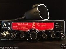 Cobra 29 LX CB Radio LCD Screen ~ Peaked ~ Receive Mod ~ Schottky Quiet Diodes